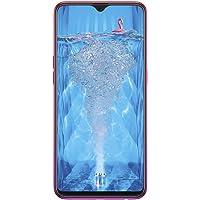 Oppo CPH 1823 F9 Dual SIM - 64GB, 4GB, 4G LTE, Red