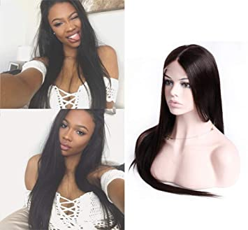 Dai Weier Perruque Bresilienne Lace Frontal
