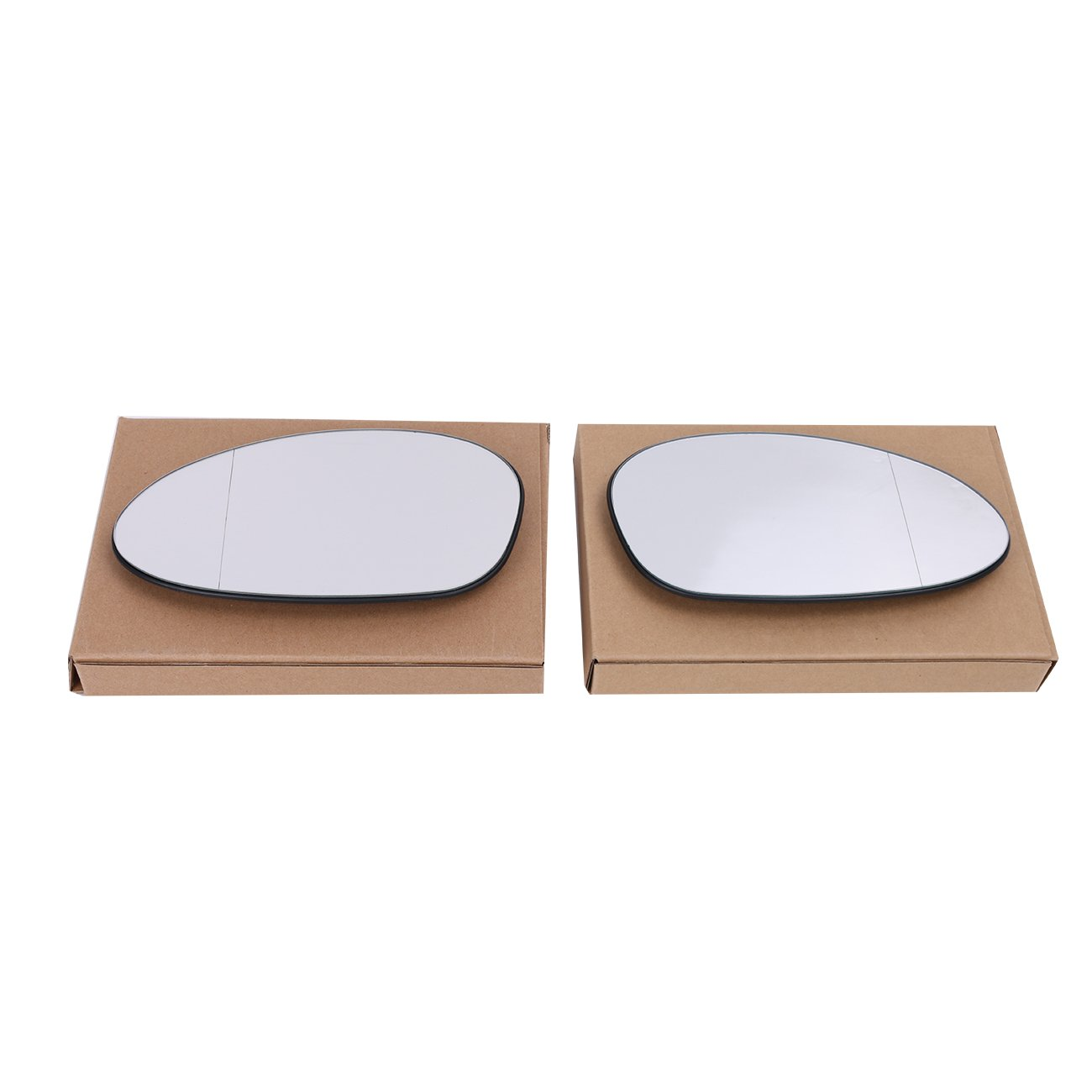Espejo retrovisor izquierdo Lado derecho climatizada Cristal para E82/E88/E46/M3/E85/E90/E91