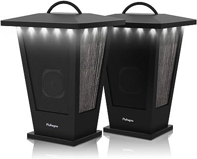 Bluetooth Speakers Waterproof, Pohopa 2 Packs