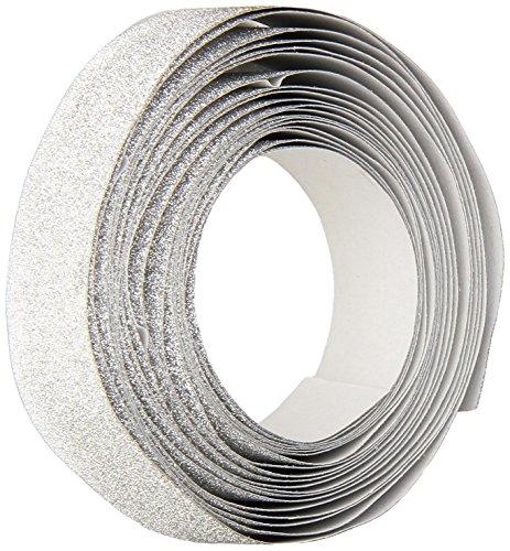 - DARICE 121713 3-Yard Sparkle Tape, 15mm, Silver