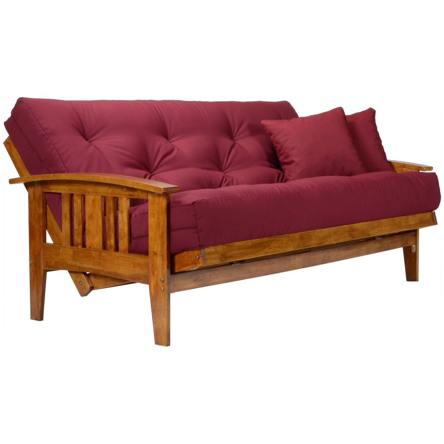 futon wood ca ll boston frames wayfair furniture you frame love