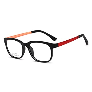 a02d0bba152 Full Optical Prescription Glasses Frame Square Light Women Myopia TR90  EyeWear