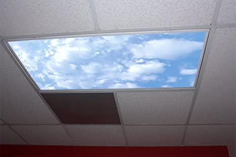 fluorescent light diffuser lowes panels canada uk stratus clouds replacement