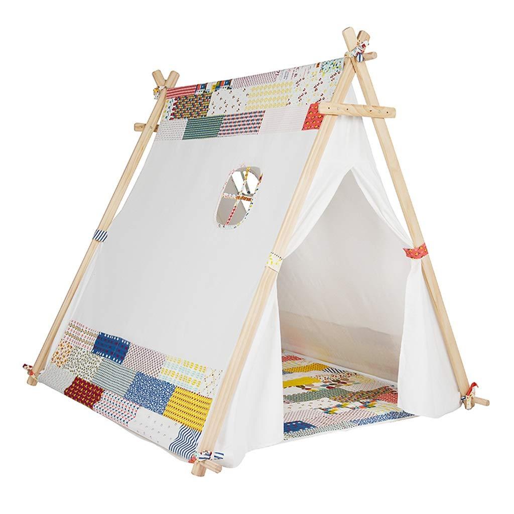 キッズテント ゲームのテントの男の子および女の子の城 (Color 家の子供はテントのゲームの家 屋内子供の遊びの家のゲームのテント 子供のための旗布を送ります 誕生日プレゼントをぽんと鳴らします キッズテント (Color : : Size 白, Size : 130*130*120cm) 130*130*120cm 白 B07MTCW1YD, ププオンラインショップ:14a9e3b6 --- itxassou.fr