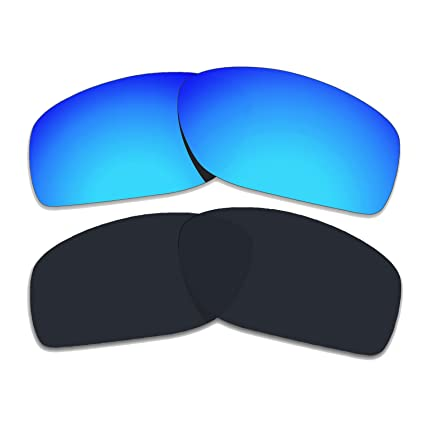23faf76e75 Image Unavailable. Image not available for. Color  COLOR STAY LENSES 2  Pairs 2.0mm Thickness Polarized Replacement ...
