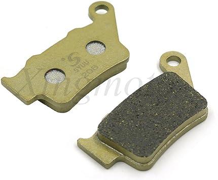 Rear Disc Brake Pads KTM SXC SMC 625 LC4-E 640 LC4 E SM