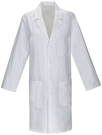 Panda Uniform Made To Order Unisex Long Lab Coat-White-8XL ...