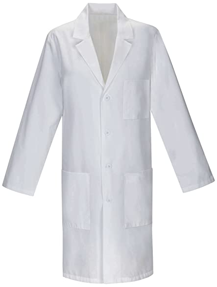 Panda Uniform Made To Order Unisex Long Lab Coat-White-7XL ...