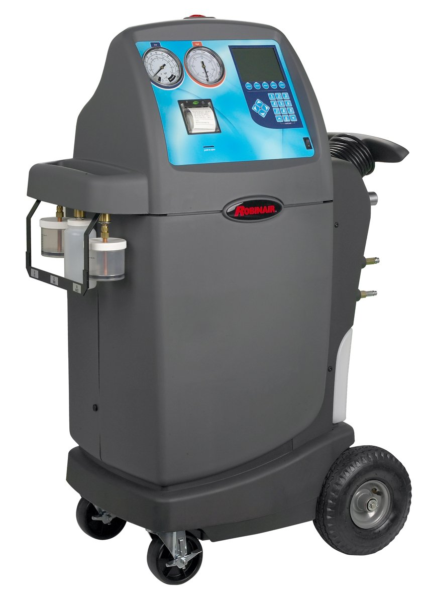 Robinair 34988 Premium Refrigerant Recovery, Recycling and Recharging Machine SPXSF