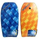 Boggie Board Fiber clad Body