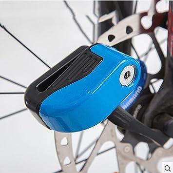 MIAO Cerradura para bicicleta - Alarma para bicicleta de ...