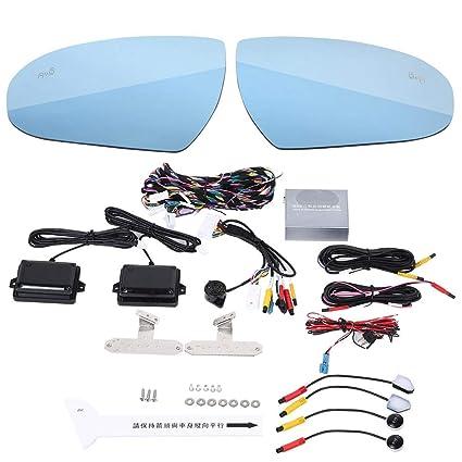 Qiilu Sensor de radar de microondas para coche Sistema de ...