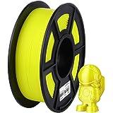 ANYCUBIC 3Dプリンター用 造形 フィラメント pla 高品質 高密度 環境保護 純正材料 【1.75mm】【正味1kg】(黄色)