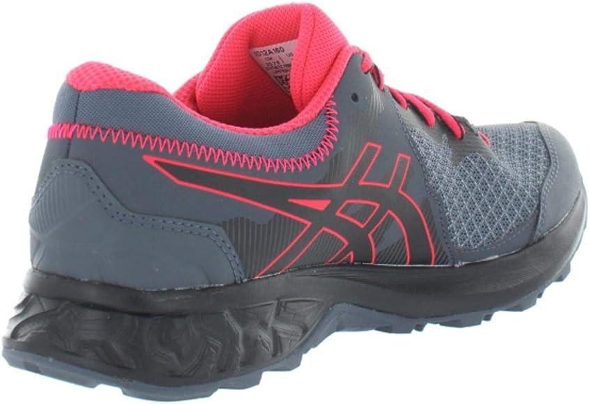 ASICS Gel-Sonoma 4 - Zapatillas de running para mujer, Gris (Portaequipajes gris/negro.), 35 EU: Amazon.es: Zapatos y complementos