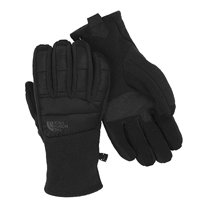 cc7670b34 The North Face Men's ThermoBall Etip Gloves Monterey Blue / TNF Black M