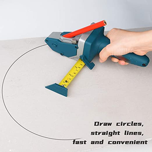 tape measure special cutting tool quick cutter compass. cutting tool Ezeruier Gypsum board cutting artifact line drawing multi-function woodworking tool