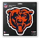 Promark NFL Chicago Bears Unisex Chicago Bears Decal Die Cutchicago Bears Decal Die Cut, Team Color, 8x8