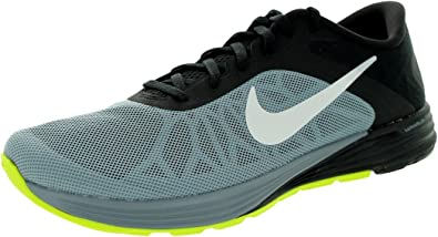 pérdida Motel Verdulero  Amazon.com   Nike Men's Lunarlaunch Magnet Grey/White/Black Running Shoe 12  Men US   Road Running