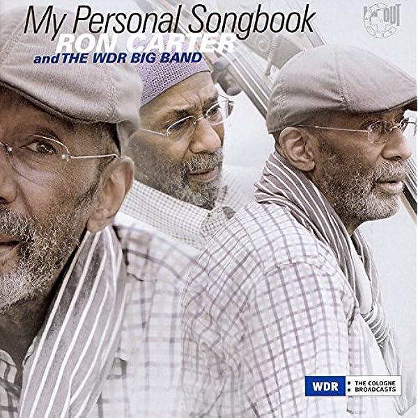 My Personal Songbook: Ron Carter: Amazon.es: Música