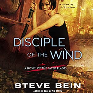 Disciple of the Wind Hörbuch