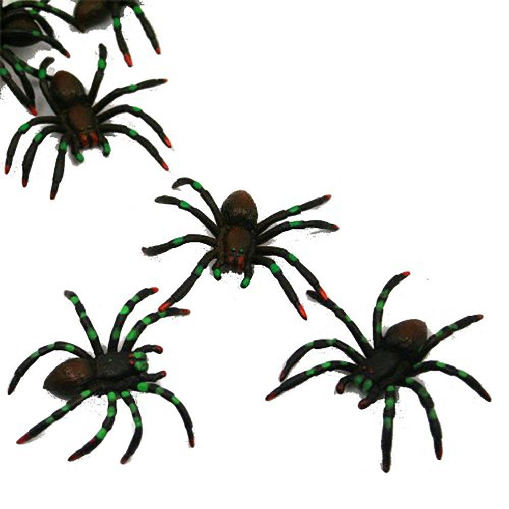 amazon com loftus international creepy spiders halloween decor 1