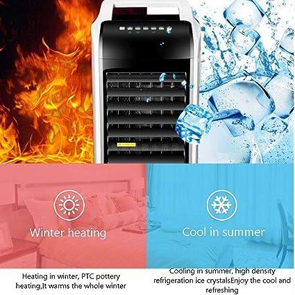 SMINNG Portatil Aire Acondicionado Frio Calor, Climatización Y ...