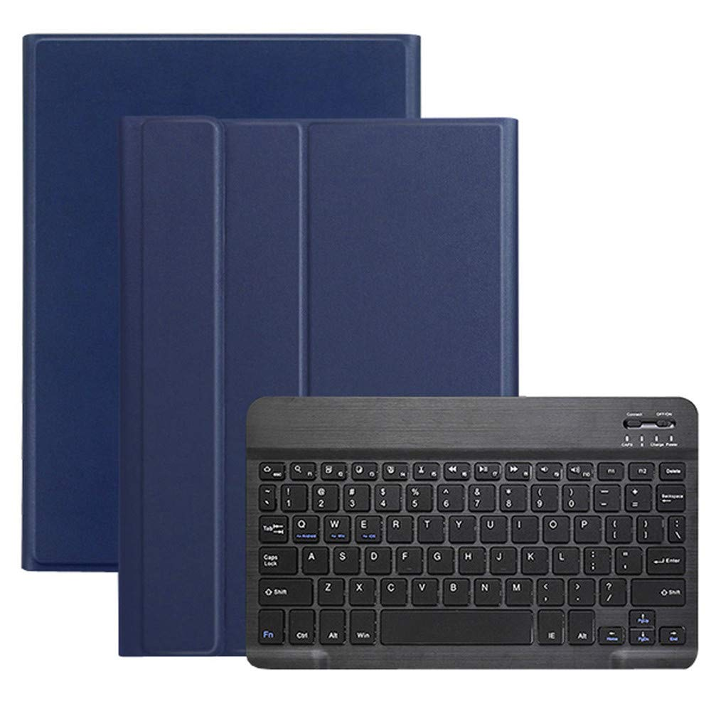 1KTon For Samsung For Galaxy Tab S6 10.5 2019 SM-T860/T865 Bluetooth Keyboard Case Cover by 1KTon