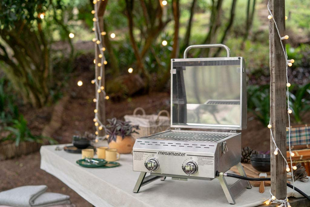 Best 2 burner gas grills under $150