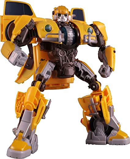 Amazon Com Mv 6 Power Charge Bumblebee Transformers Toys Games