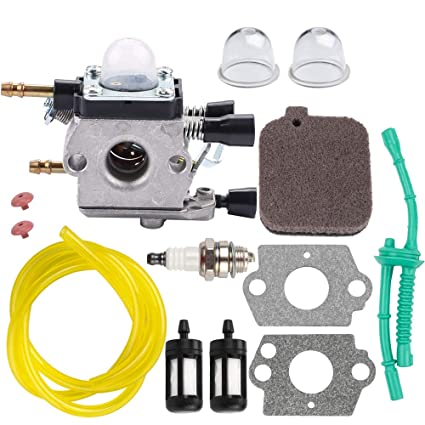 Kizut C1Q S68G Carburetor For Stihl BG55 BG85 SH85 BG45 BG46 BG65 SH55 Leaf Blower Zama C1Q S68 Carb Parts 42291200606 4229 120 0606 Air Filter