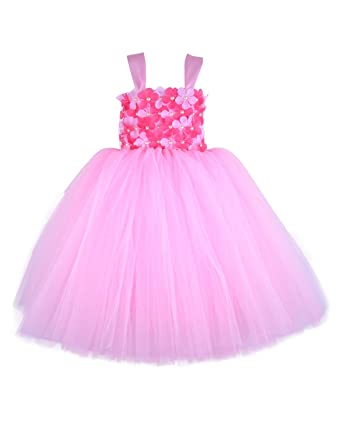 e0953c6daa25 Felcy Fashions Baby-Girls' Full Tutu Dress (Tt001, 3-4Yrs): Amazon ...