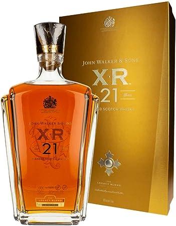 John Walker XR 21 Años, 1 l