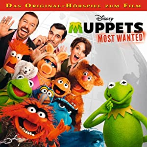 Muppets - Most Wanted Hörspiel