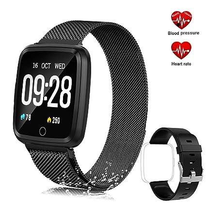 Amazon.com: Monitor de actividad física, monitor de ...