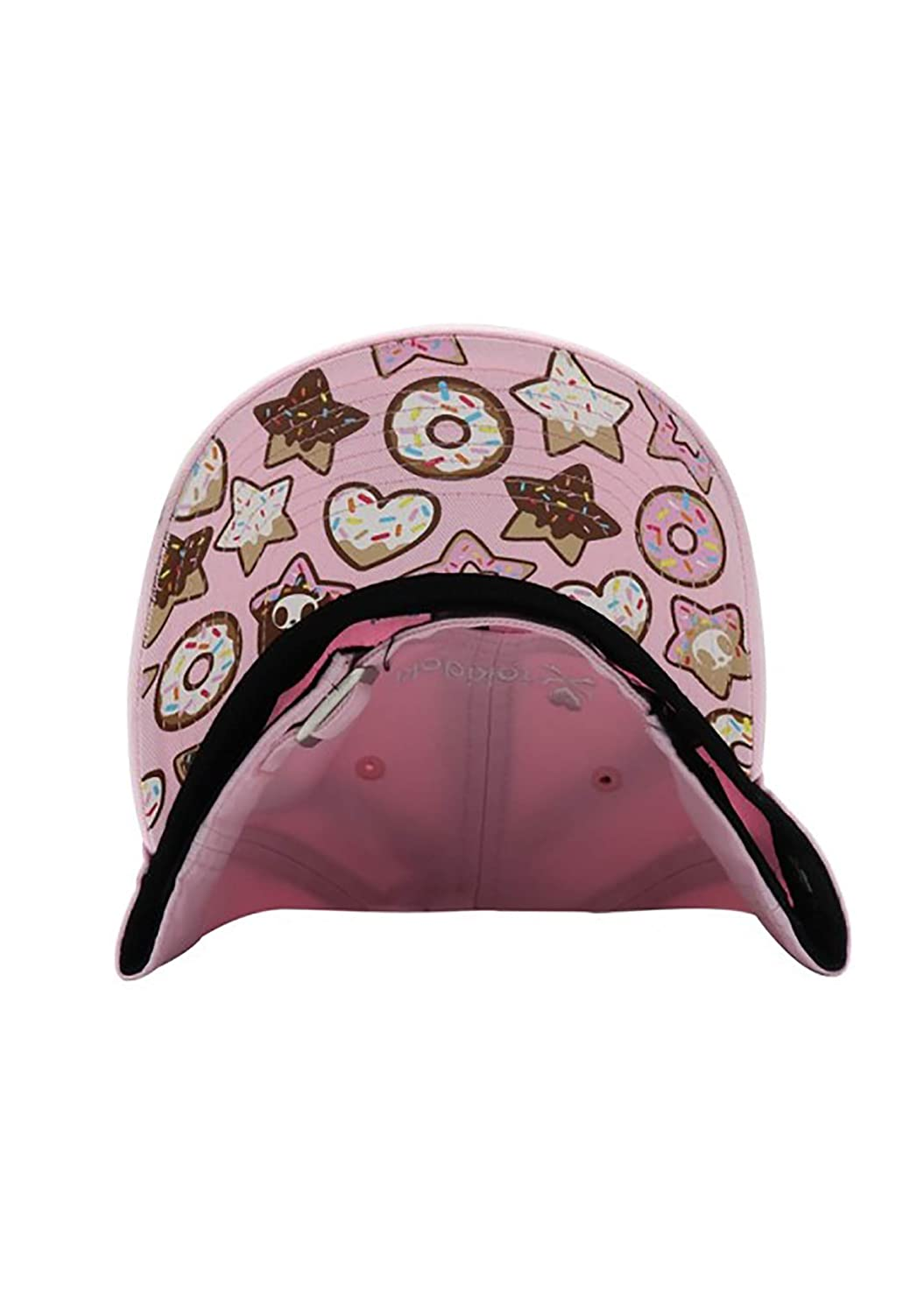 5abca250acb Amazon.com  Tokidoki Biscotti Dad Hat in Pink  Clothing