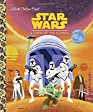 img - for Star Wars: Attack of the Clones (Star Wars) (Little Golden Book) book / textbook / text book