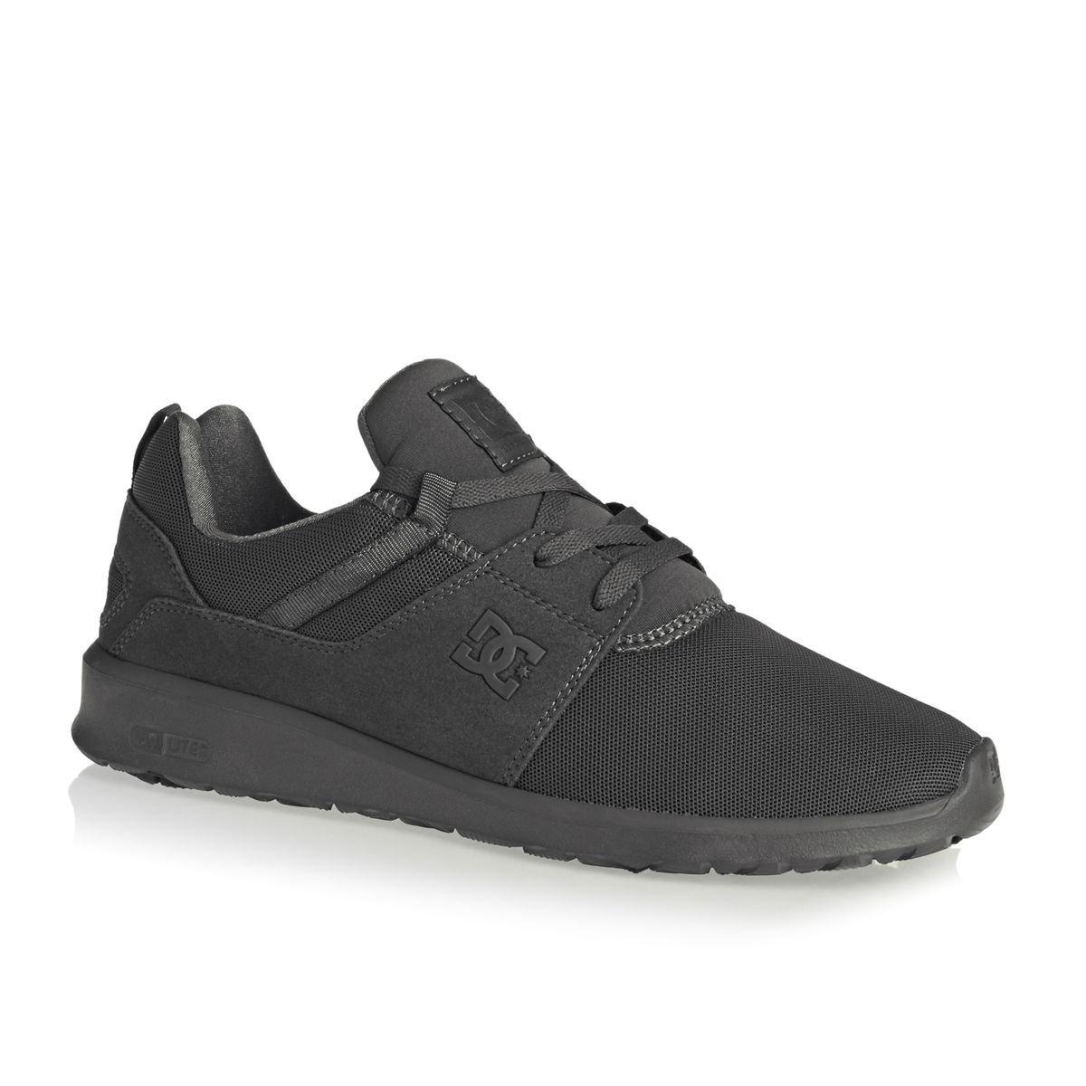DC Shoes Heathrow M Shoe BKW - Zapatillas para Hombre 47 EU Grau