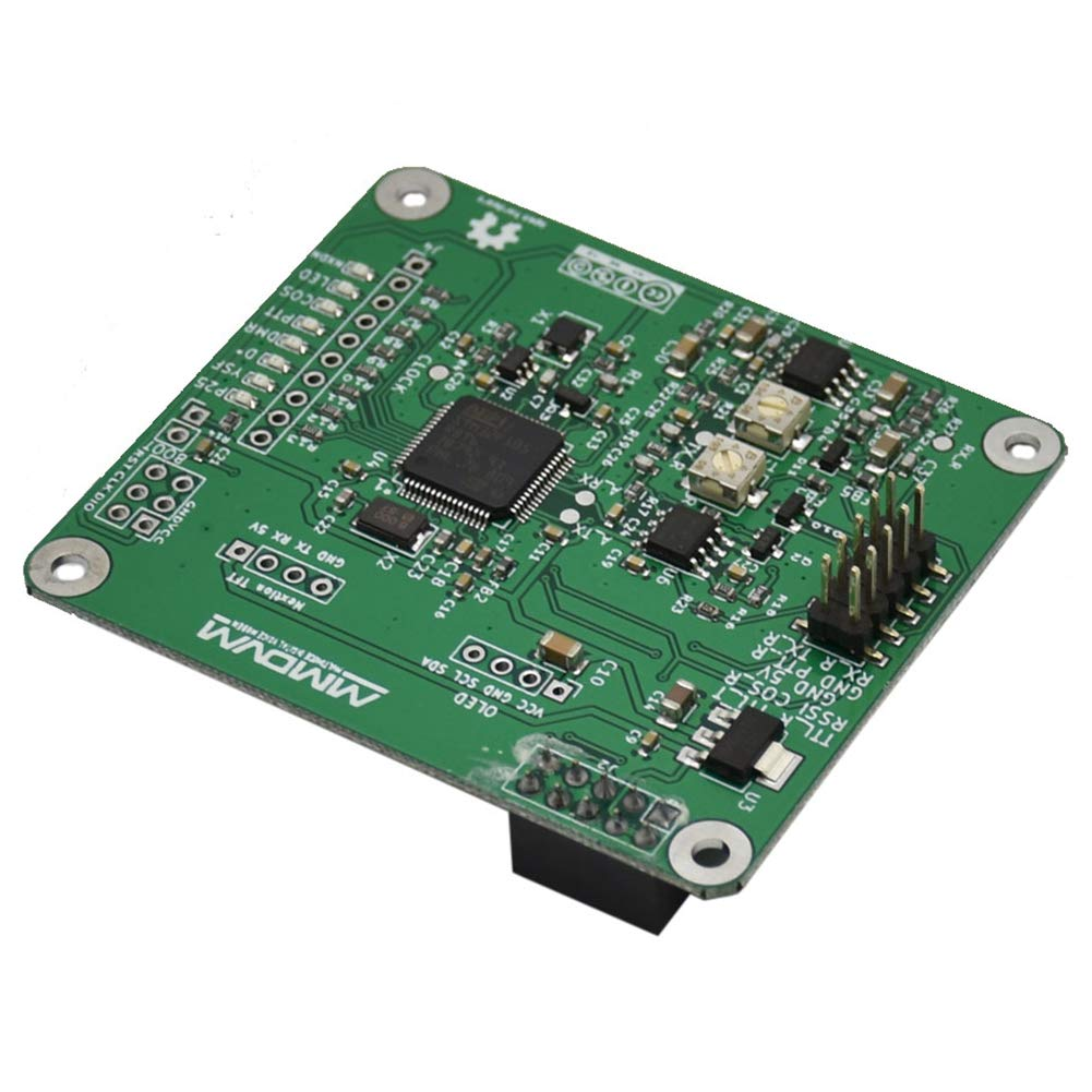 Nrpfell MMDVM Open-Source Multi-Mode Digital Voice Modem Board for Raspberry Pi New by Nrpfell (Image #5)