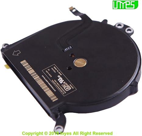Ventilador de refrigeración para el CPU de la Macbook Air de 13 ...