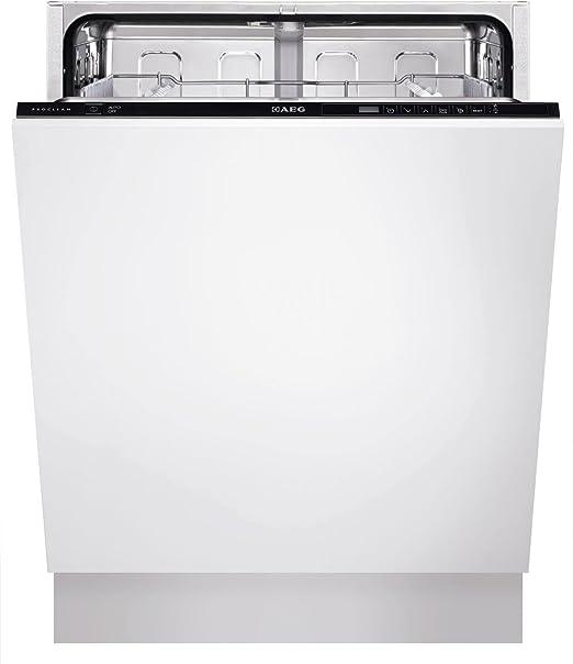 AEG F76520VI0P Totalmente integrado 12cubiertos A++ lavavajilla ...