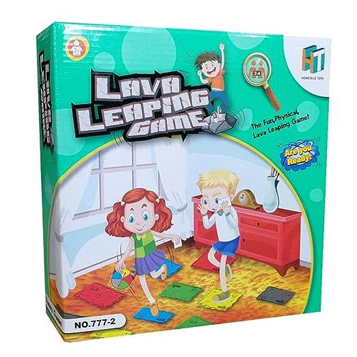 cosyhouse The Floor Is Lava Juego De Mesa Innovador Volcano ...