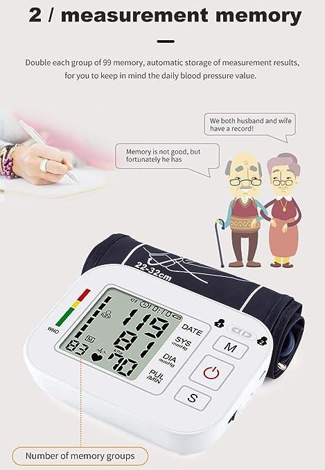 Alan - Tensiómetro electrónico Totalmente automático - Tipo de ...