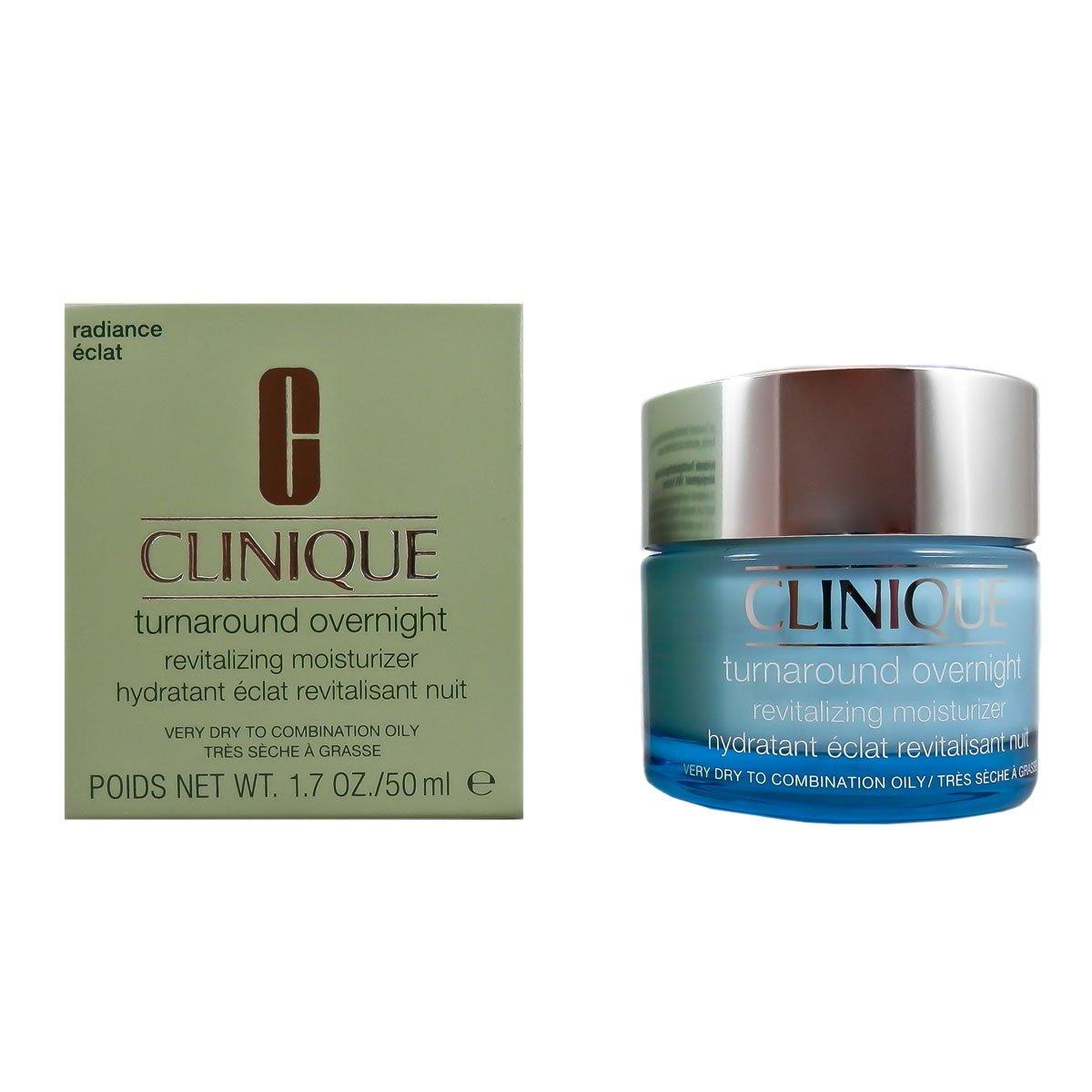 Clinique Night Moisturizer Turnaround Overnight Revitalizing Moisturizer 0020714732202 CLI00054_-50