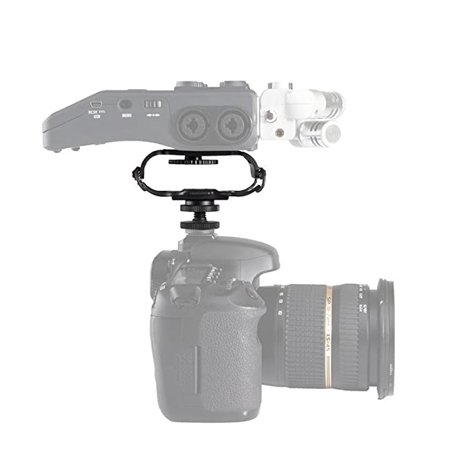 4 opinioni per BY-C10 Microfono Shock mount per Zoom H4n/H5/H6, per Sony Tascam DR-/shockmount