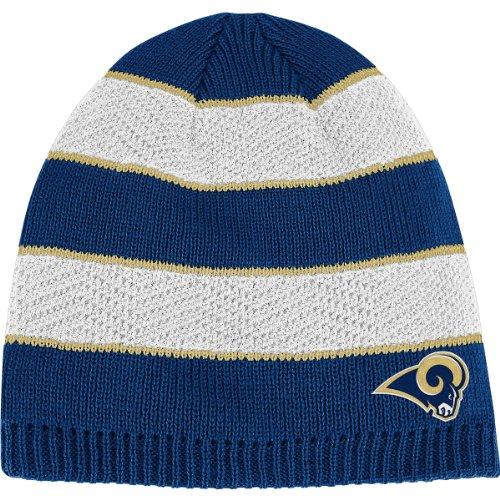 Reebok St. Louis Rams Women's Knit Hat One Size Fits All by Reebok