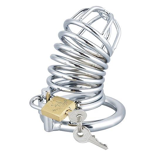 EM-344B Jaula de Pene Dispositivo Telescópico Espiral Ajustable ...