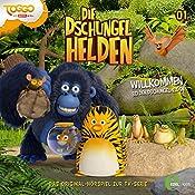 Willkommen bei den Dschungelhelden (Die Dschungelhelden 1)   Thomas Karallus, Lutz Schnell