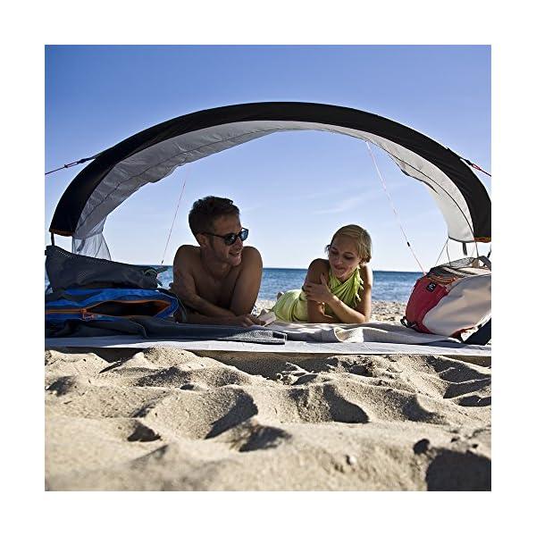 Terra Nation Roa Kohu Beach Shader - Sabbia, 15 x 53 cm 3 spesavip