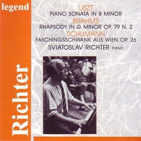 Piano Sonata / Rhapsody in G Minor